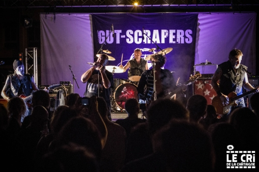 Gut Scrapers – Open Air